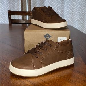 SPERRY No Tie Cruise Shoes